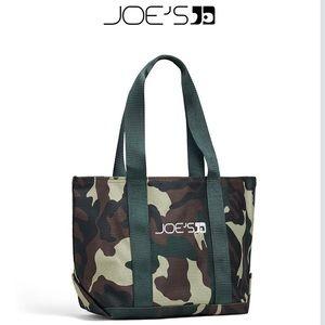NWOT JOE'S JEANS Camo Tote Bag